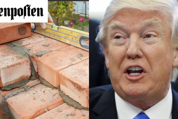 En murmesters mening om å bygge mur