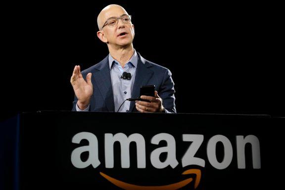 Google, Amazon, Facebook og Apple driver nå med alt fra romfart til dagligvarer. Konkurrenter over hele verden skvises og slukes.