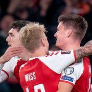 Danmark er klare for VM