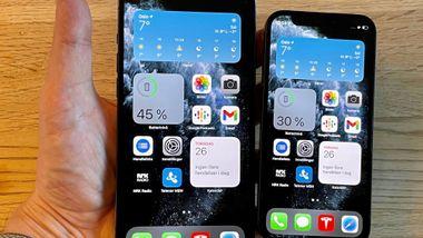 Iphone 12 Mini eller Pro Max? Forskjellen er overraskende