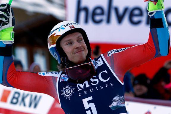 Dette skjer i OL i natt: Kan han ta Norges åttende gull i Pyeongchang?