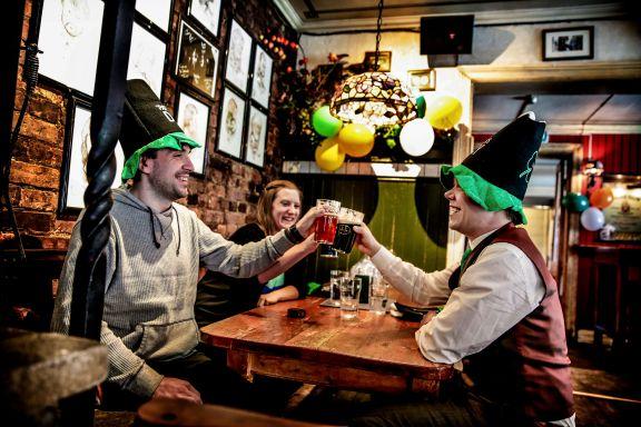 Startskudd for loppemarkedssesongen, St. Patricks dag, mesterlig ballett og skjønn sang. Oslo-helgen er som vanlig proppfull av tilbud til deg.