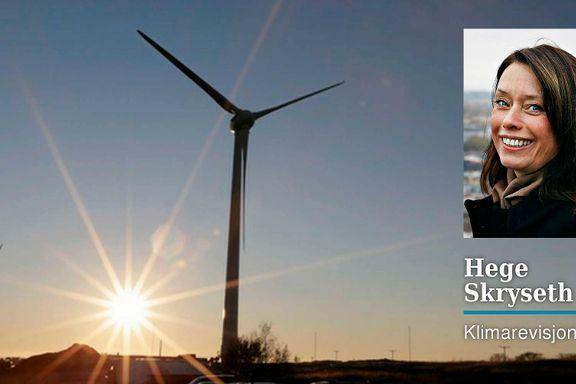 Klimarevisjonen: Naturressurser til salgs | Hege Skryseth