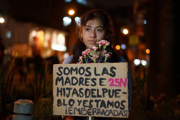 Drap på kvinner eksploderer. Nå har Ana Maria (19) fått nok.