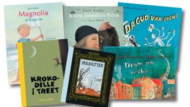 Nordisk råds litteraturpris: Her er de beste barnebøkene!