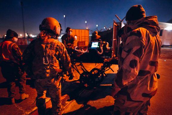 Hver 5. Afghanistan-veteran opplevde øyeblikk der de trodde de skulle dø