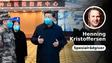 Koronakrisen har fått frem det beste og verste i ettpartistaten Kina
