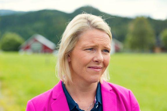 Listhaug vil ha stortingsplass i Møre og Romsdal