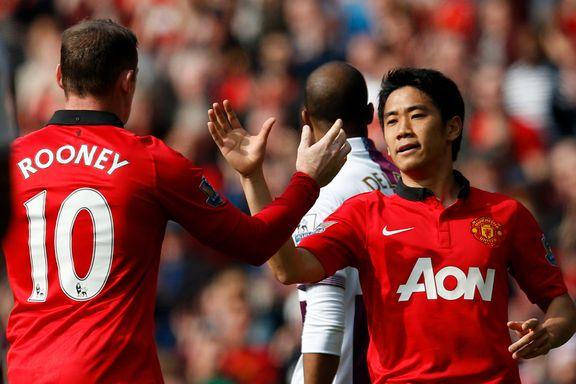 - Kan ikke stole på Rooney