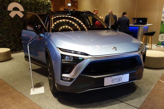 Kinas svar på Tesla viser frem kjempe-SUV i Norge