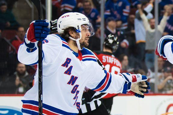 Zucca-assist da Rangers tapte lokaloppgjøret på straffer