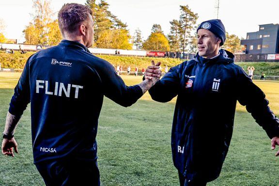 Premier League-stjerner ble trenere i 3. divisjon: – Dette er en herlig kontrast til Solskjær