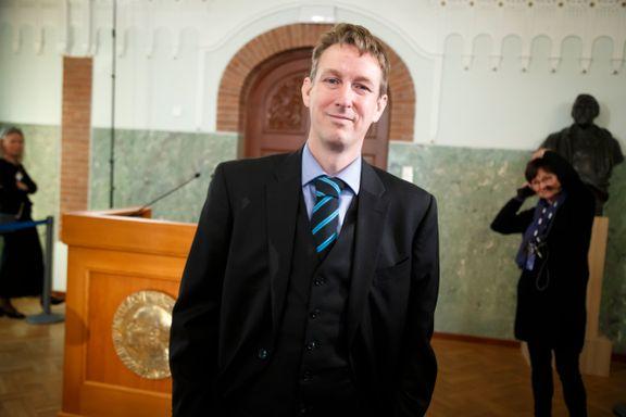 Asle Toje: –Etniske nordmenn en minoritet i fremtiden