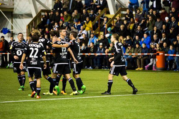 Enkel RBK-seier mot Byåsen