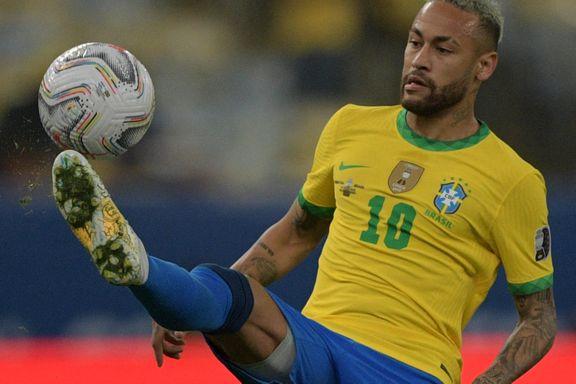 Leon (18) plukket ut på Neymar-lag etter triksevideo: – Helt uvirkelig