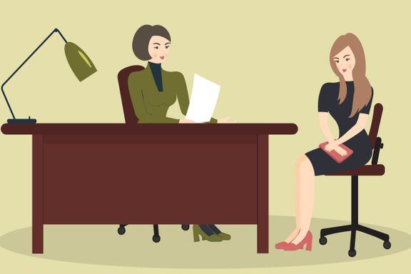 Hun kan ikke fordra den nye sjefen sin. Jobbeksperten gir råd.