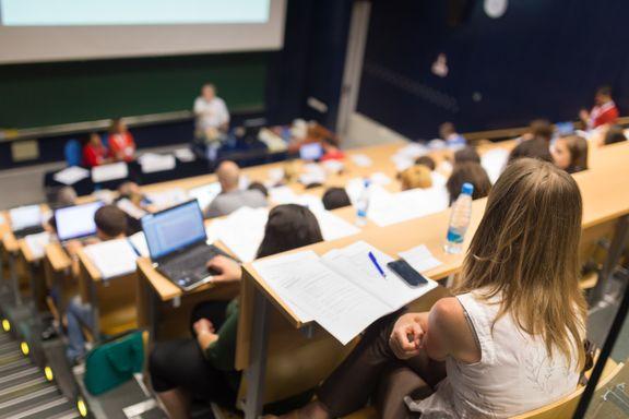 Fraværsgrensen: Vi går studiespesialisering. Ikke arbeidsspesialisering. | Veronica Danielsen