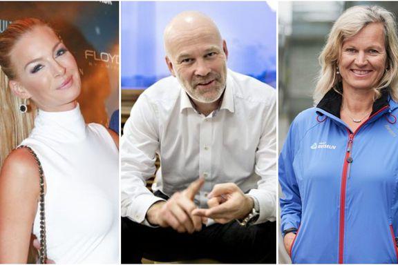 Tre erfarne minglere: Disse spørsmålene stiller vi
