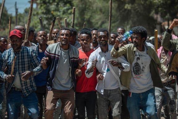Fredsprisvinnerens hjemland herjes av voldsbølge
