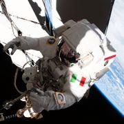 Utlyser sjelden stilling som astronaut