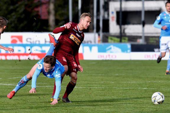 Kaotisk forsvarsspill ødela for Sandnes Ulf