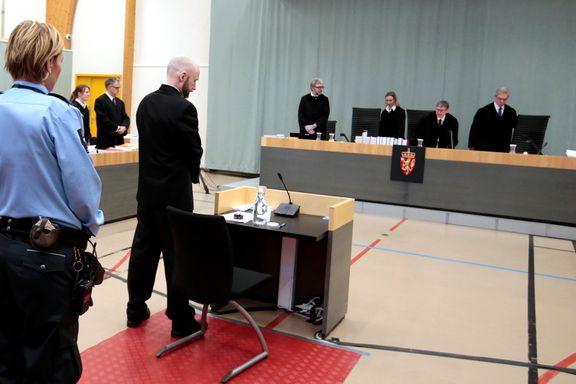 Lagmannsretten om Behring Breiviks soningsforhold: Ikke brudd på menneskerettighetene