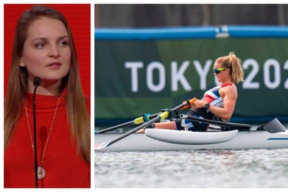 Birgit Skarstein hyller sin avdøde venninne i Tokyo: – Hun er med meg