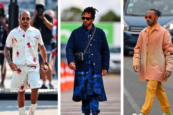 Hamilton i luksus-kilt før Tyrkias Grand Prix: – Det er ganske utfordrende