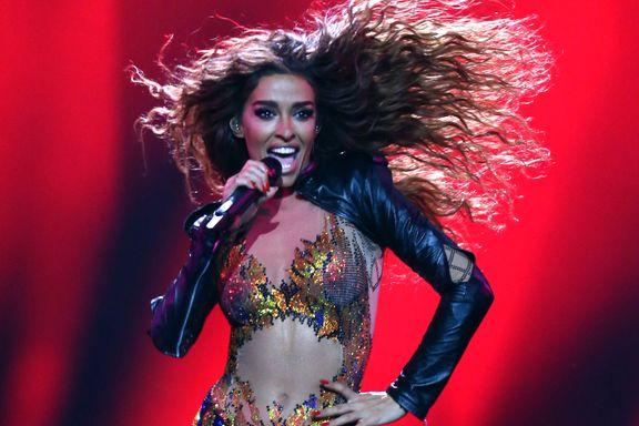 Semifinale Eurovision: Kypros: «Nei, man kan ikke dekke over en fæl låt ved å stille lettkledd på scenen»