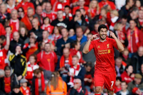 Suárez lekte med West Bromwich