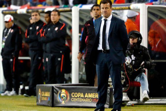Brasils landslagssjef fikk sparken etter fadesen mot Peru