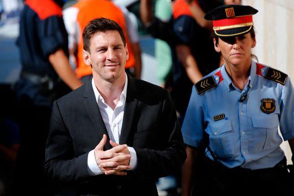 Messis fengselsdom endret – slipper med saftig bot