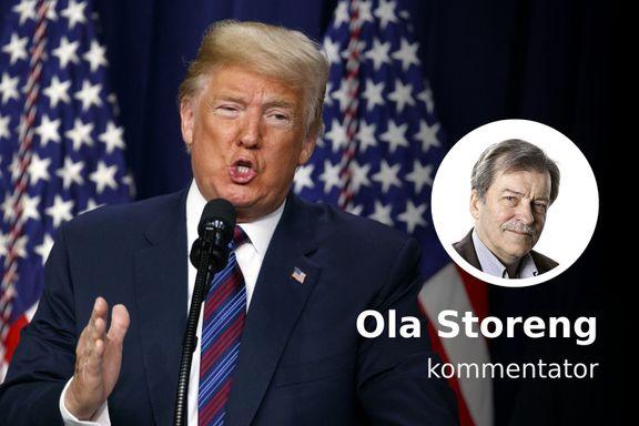 USAs allierte er rasende og lar seg lokke ut i en handelskrig. Erna Solberg bør advare dem.