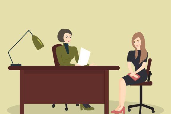 Hun er introvert. Slik får hun suksess på jobbintervjuer, ifølge eksperten.