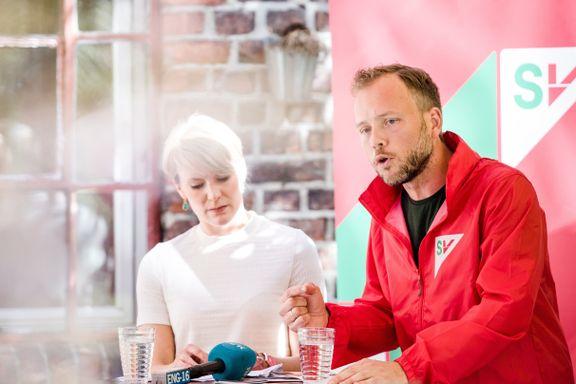 Ingen norske partier fikk mer offentlig støtte pr. velger i fjor enn SV