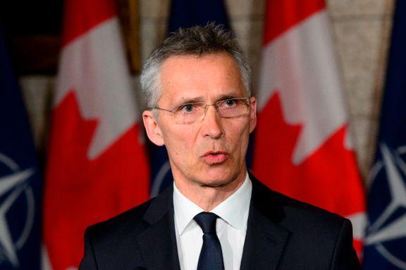 Stoltenberg: NATO vil unngå ny kald krig
