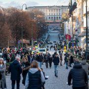 Norges økonomi vokser videre
