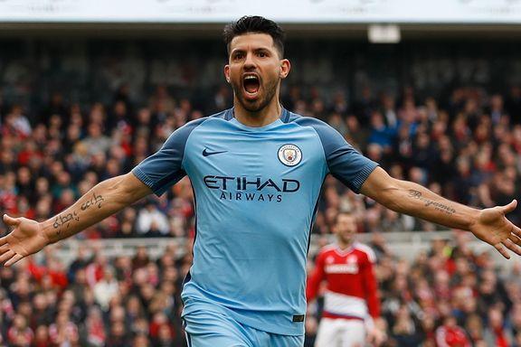 Silva og Agüero sendte City til Wembley