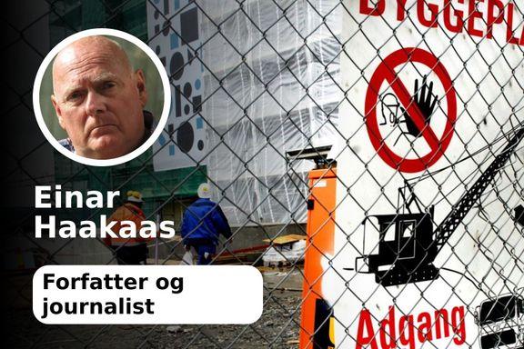 Vi har et skremmende arbeidsliv også i Norge