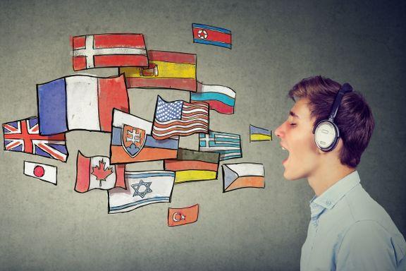 Helene Uri: Nå tenner vi snart det tredje adventslyset, og da er det på tide med en oppsummering av språkåret