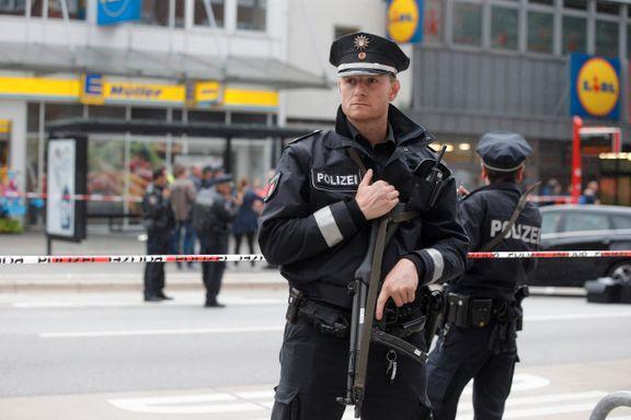 Tysk påtalemyndighet: Knivstikking i Hamburg trolig motivert av radikal islamisme