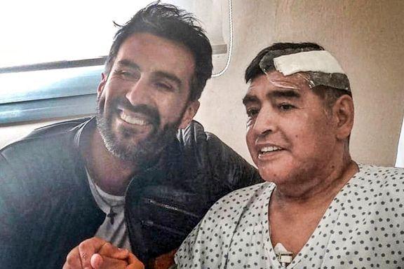 Maradonas datter raser: – Jeg hørte lydopptaket og kastet opp