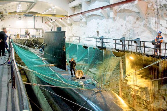 Fryktet at russere skulle plante utstyr i skjul: Ubåtbasen Olavsvern igjen under Forsvarets kontroll