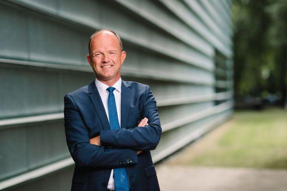 Ole Erik Almlid (49) blir ny administrerende direktør i NHO
