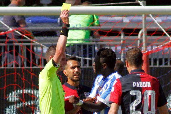 Tidligere Tottenham-spiss: – Alle svarte spillere i Italia bør streike