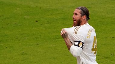 Ble redningsmannen igjen: Ramos sendte Real Madrid et nytt steg mot seriegull