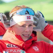 Ski-kjærestene har byttet plass: – For ham er det uvant