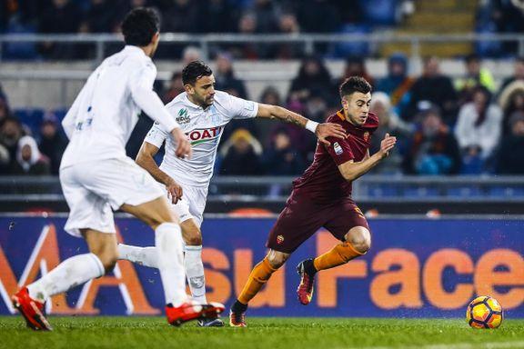 Selvmål hjalp Roma til seier – legger press på Juventus