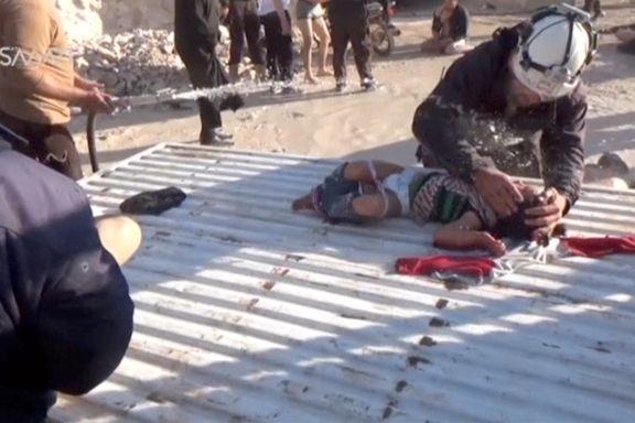 Frankrike hevder å ha bevis for at Assad-styrker brukte kjemiske våpen