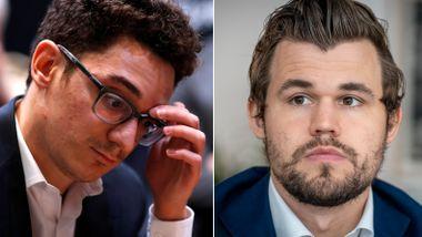Rivalen i VM-knipe: – Veldig gunstig for Magnus Carlsen